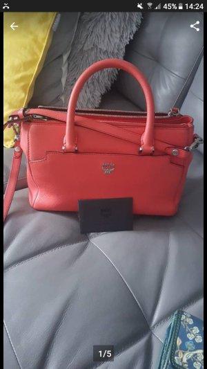 MCM Handbag red
