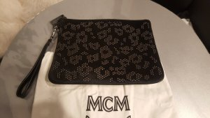MCM Tasche Clutch NEU Ponyhair Optik schwarz