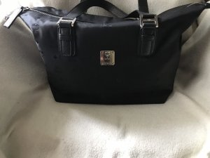 MCM Shoulder Bag black nylon