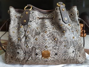MCM Handbag grey-brown