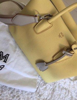 MCM Tasche gelb