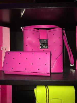 MCM Tasche + Geldbeutel, Designertasche