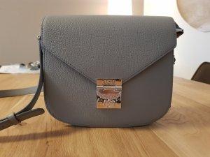 MCM Handbag silver-colored-light grey