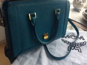 Mcm Tasche in blau