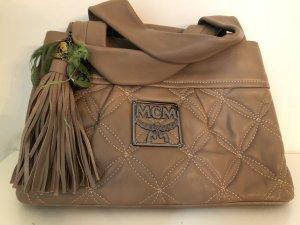 MCM Tasche mit tollem Anhänger