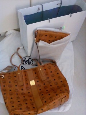 MCM Tasche Project Vintage