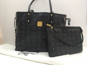 MCM Tasche Shopper Project Reversible Shopper Medium + Pochette