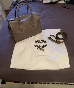 MCM Carry Bag taupe