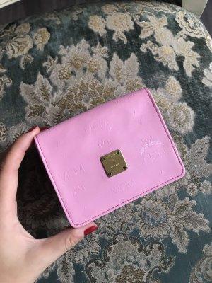 MCM Tasche Umhängetasche Vintage in Rosa