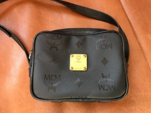 MCM Crossbody bag black nylon