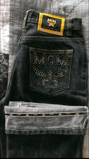 MCM The golden Jeans!