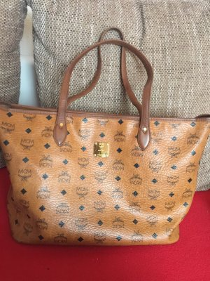 MCM tote Damentasche Vintage