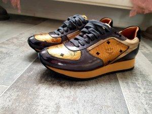 MCM Sneaker stringata multicolore