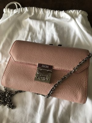 MCM Crossbody bag light pink