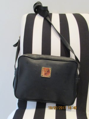 MCM Crossbody bag black synthetic material