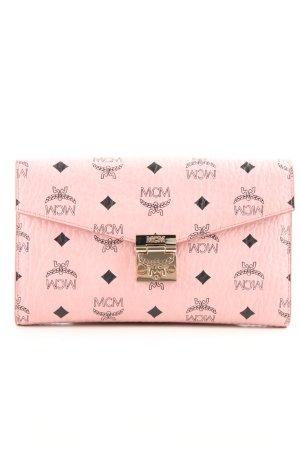 "MCM Crossbody bag ""Patricia Visetos Crossbody Wallet Large Soft Pink"""