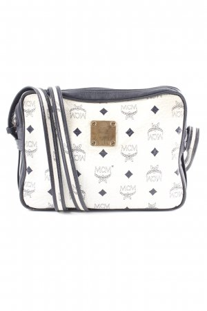 MCM Crossbody bag black-cream