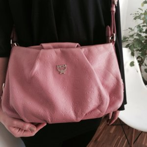 MCM Vintage Bag - Pink - Limited Edition