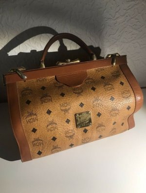 MCM Carry Bag multicolored leather