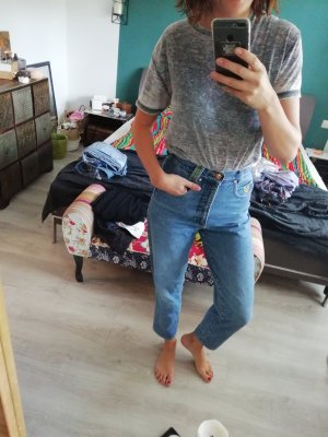 MCM Vintage Jeans Mom Momjeans Highwaist Karottenhose