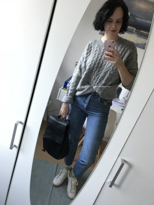 MCM Vintage Jeans Mom Momjeans Highwaist Karottenhose Retro