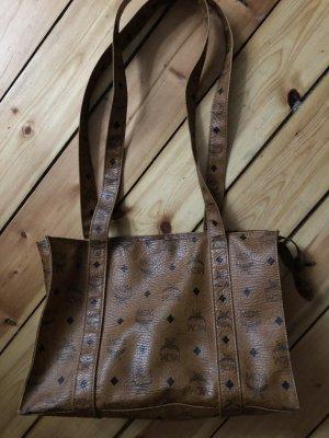 Mcm Vintage large shopper Tasche Handtasche weekender project Liz
