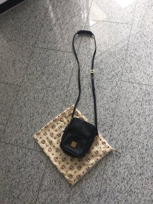 MCM Vintage Tasche in schwarz