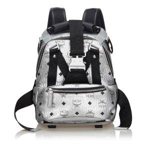 MCM Visetos Jemison Backpack
