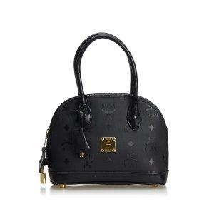 MCM Visetos Mini Handbag