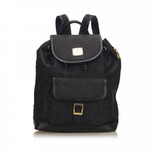 MCM Backpack black nylon