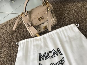 MCM Crossbody bag cream