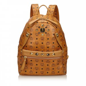 MCM Backpack brown leather