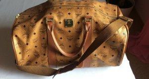 MCM Weekender Bag beige-apricot