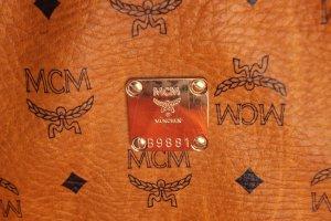 MCM Travel Bag cognac-coloured-brown