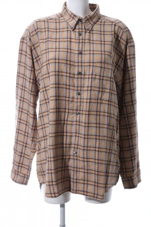 McNeal Flannel Shirt allover print casual look