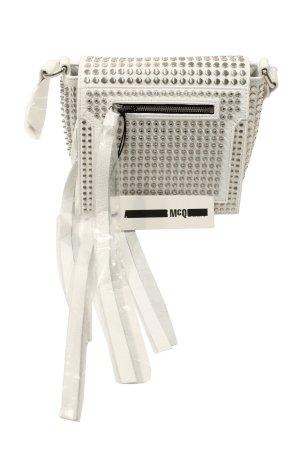 McQ Alexander McQueen Umhängetasche in Weiß