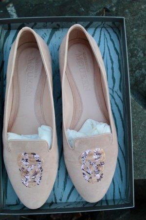 McQueen Slippers in Puderton