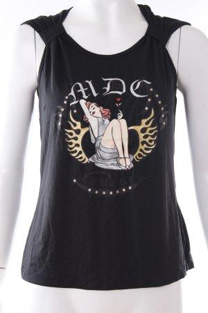 MDC Shirt mit Pin-Up-Druck
