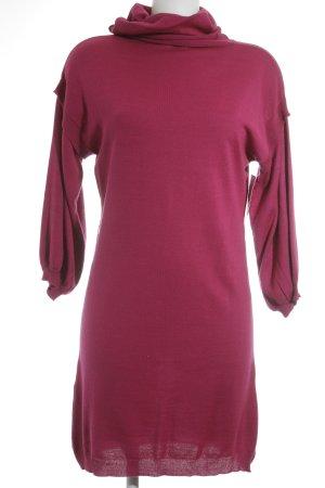 MDHK Strickkleid pink Casual-Look