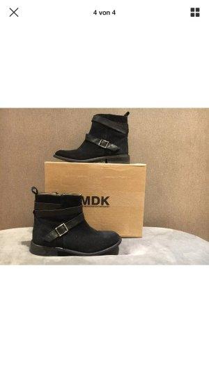 MDK Korte laarzen zwart