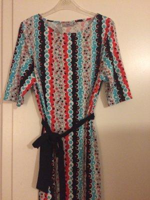 A-lijn jurk veelkleurig Modal