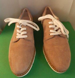 Medicus Chaussures à lacets brun sable