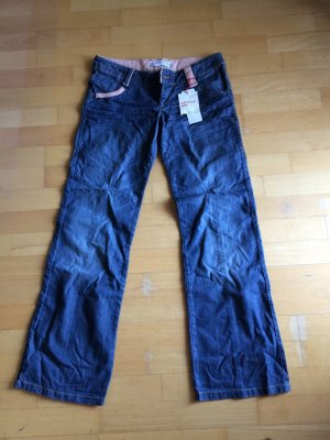 Medium Blue Ichi Jeans