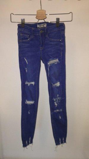 Medium Waist Jeans