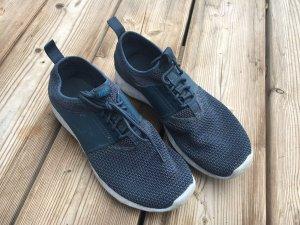 Nike Slip-on Sneakers petrol