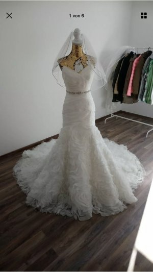 Meerjungfrau Brautkleid (Preis VB!)