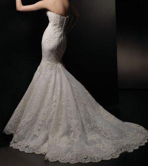 "Meerjungfrau- Designerkleid von Enzoani, ""Dakota"""