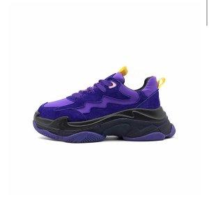 Mega angesagte Lila Platform Sneakers 36,5