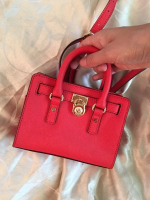Michael Kors Mini Bag red