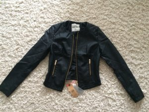 Mega geile Leder Jacke zu verkaufen